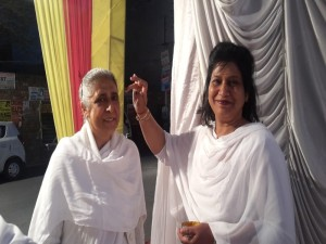 BK Dr (Sr Prof) Seema Behan Tilak by Neelam Behan Barnala