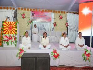 Yog by BK Sisters with Dr. BK Seema Behan
