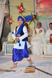 Bhangda Dance
