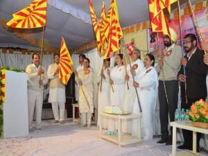 BK Flag _ Excellent show