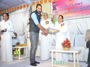 Prominent Personality from Barnala