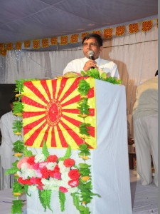 Vote of Thanks by DR. Triloki Nath Ji. (Sr. Eye Surgeon Barnala)