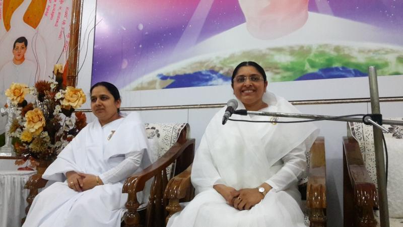 BK Shalini Didi , Madhuban