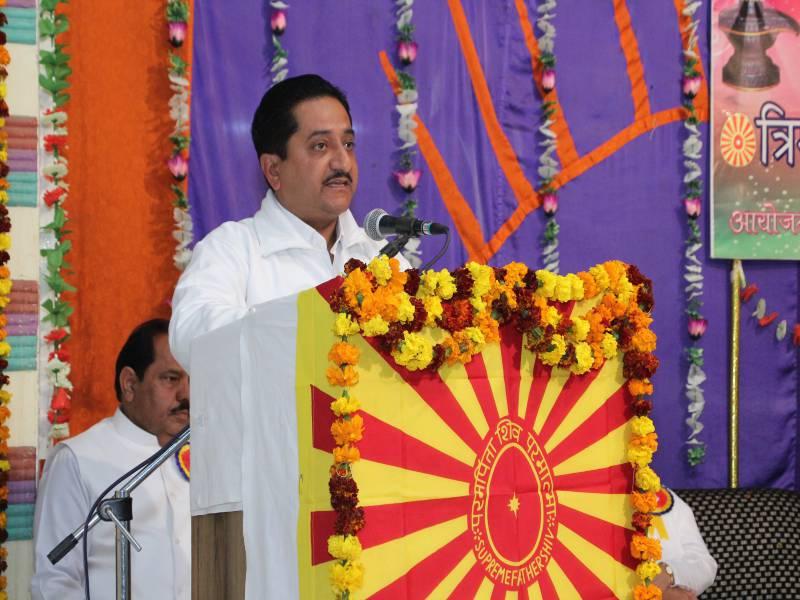 Welcome Address: BK Vijay Bhai Ji