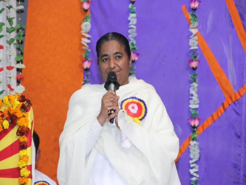 Speaker : BK Rajinder Behan
