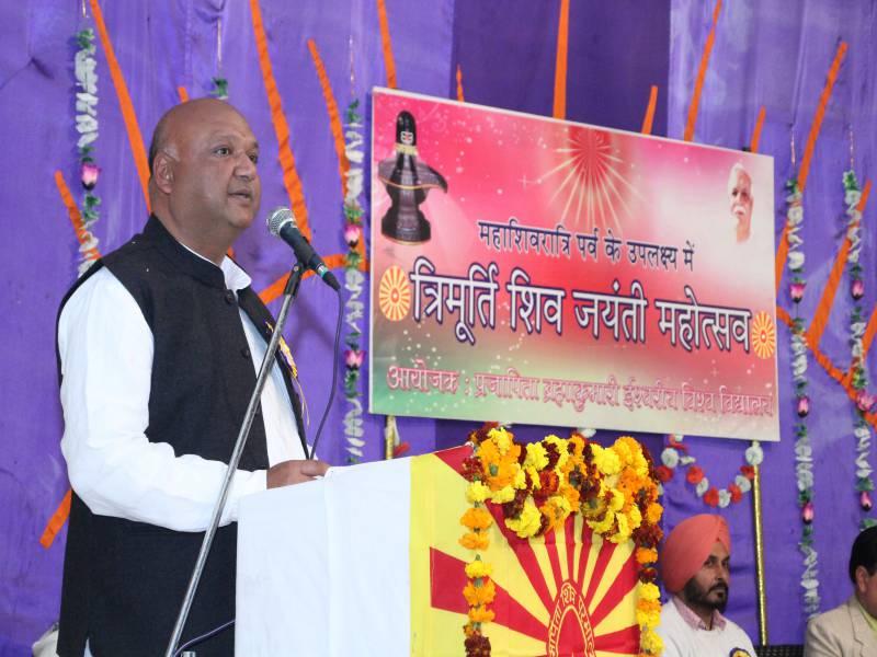 Guest of Honour : Dhiraj Bhai
