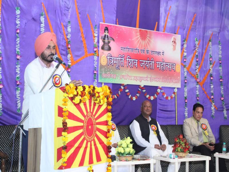 Chief Guest : Sardar Kuldeep Singh Virk DSP Barnala