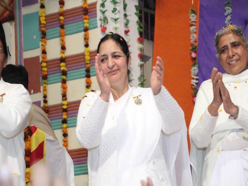 Barnala Sr. Sister BK Sudarshan Behan Ji